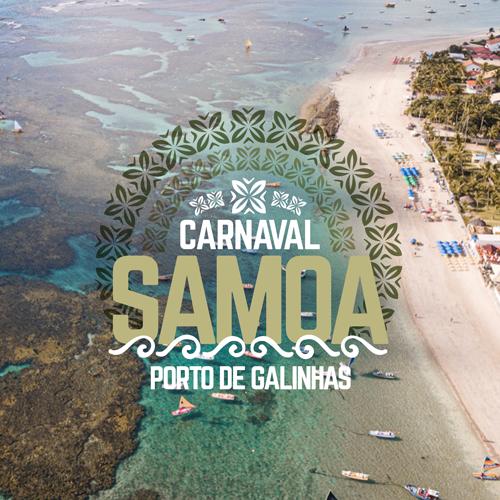 Carnaval 2022 no Samoa Resort