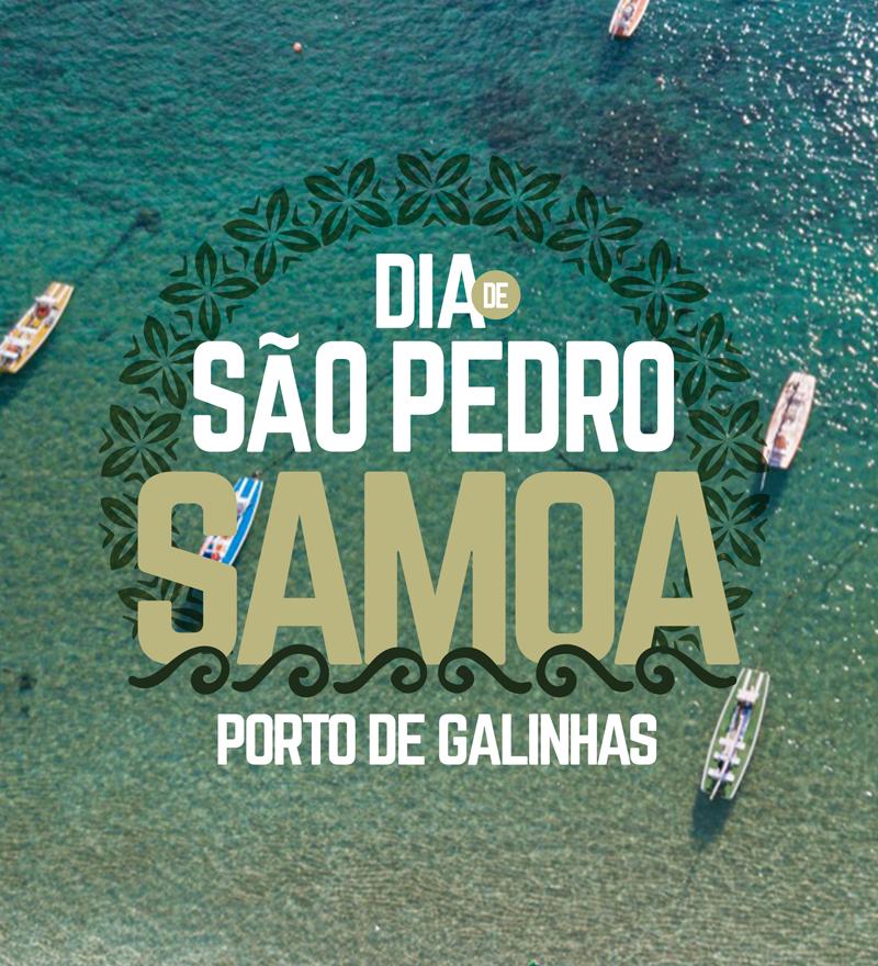 A festa junina continua no Dia de São Pedro