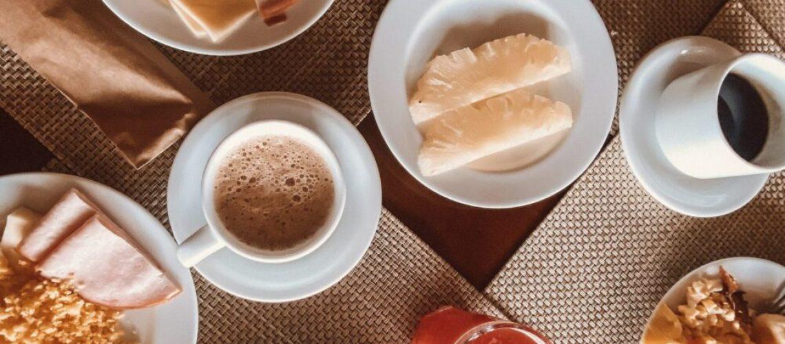cafe da manha em resort samoa porto de galinhas pe